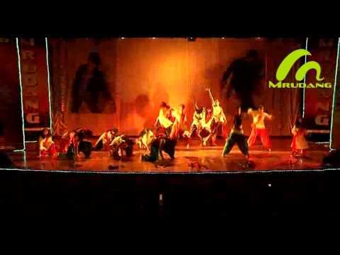 Ganpati Bappa Morya Dance Performance video