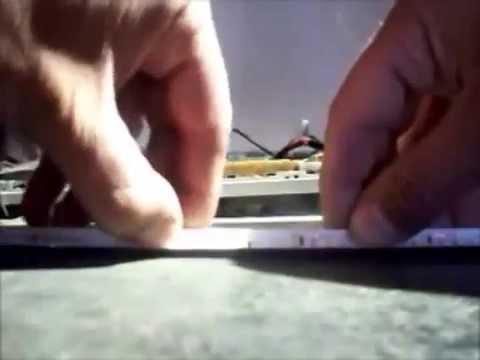 Reparacion de LCD con Leds