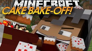 Minecraft: CAKE BAKE-OFF! w/ SSundee, Preston, & Ashley