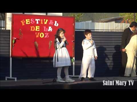 2° Festival de la Voz  Saint Mary School 2011