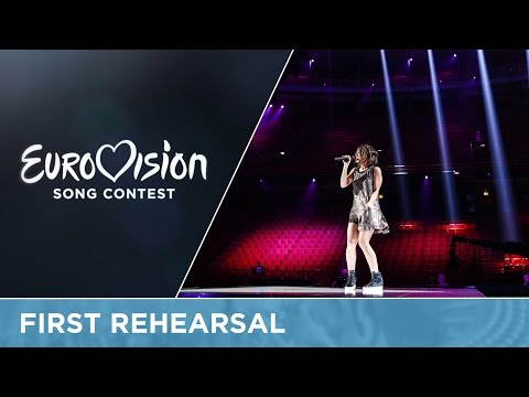 Barei - SayYay! (Spain) First Rehearsal
