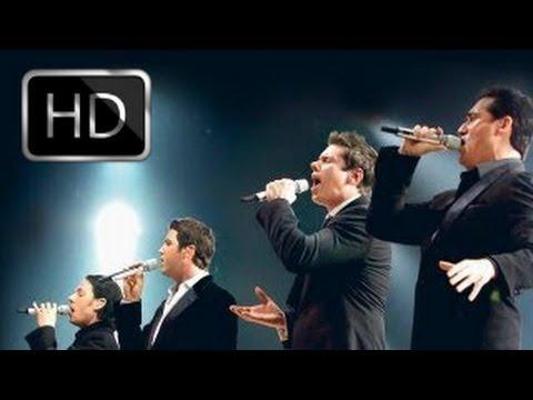 Il divo world tour concert at brighton 11 04 2012 full hd youtube - Il divo website ...