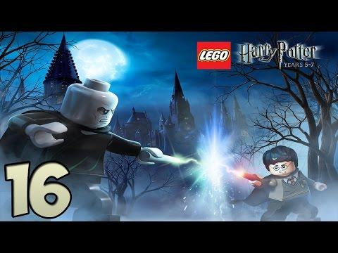 Zagrajmy w LEGO Harry Potter Lata 5-7 odc.16 Koniec Części 7 Cz.1