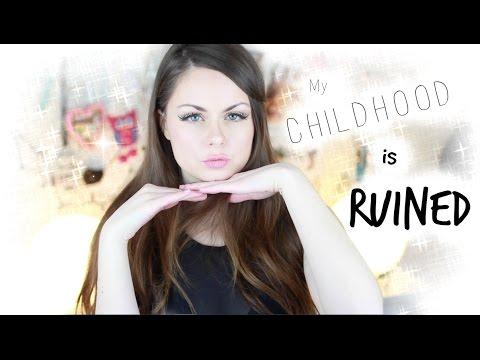 ♡ My Childhood Is Ruined - Disney, Cartoons, Porn And Spongebob Got Married?   Sue Rose♡ video