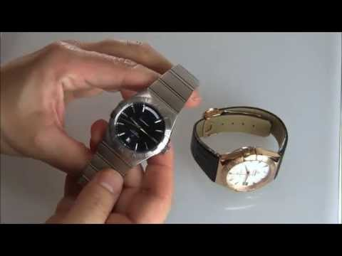 Omega Constellation Co-Axial 38mm Watch Review | aBlogtoWatch