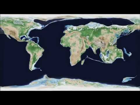 650 Million Years in under 2 minutes