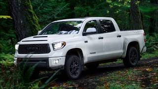 Toyota TRD Pro Sequoia and Lineup 2019 Slideshow
