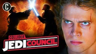 Will the Prophecy of the Chosen One Be Brought Up in Star Wars Ep 9? - Jedi Council