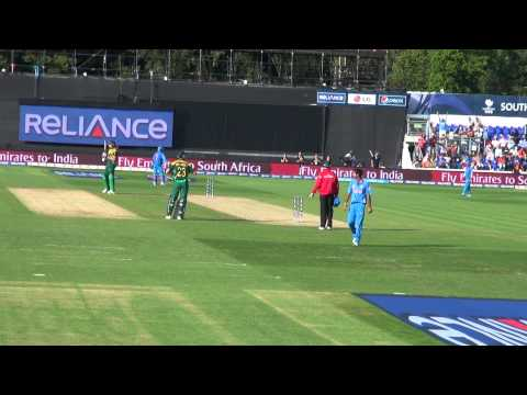 Icc Champions Trophy - Cricket Match - India V South Africa, Cardiff, 1080p Full Hd video
