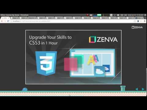 Learn Web Development at Zenva Academy