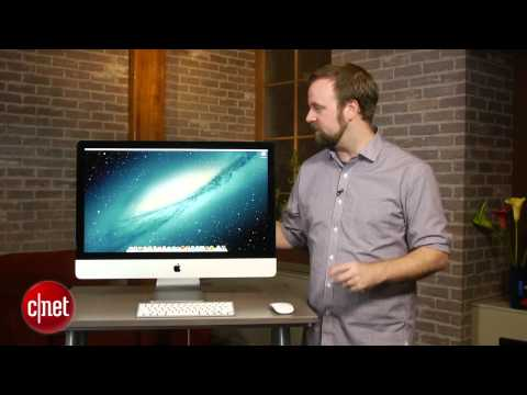 2012 iMac balances beauty with brawn