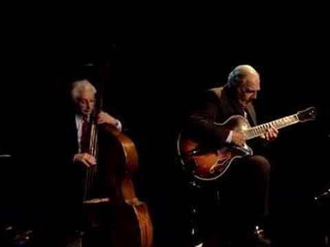 Michele Ramo, Bucky Pizzarelli, Jerry Bruno (Sound Check)