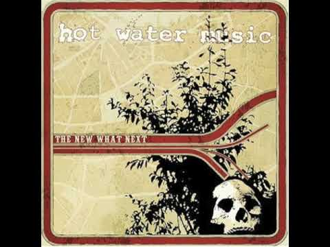 Hot Water Music - Pound The Ground