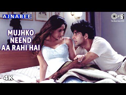 Mujhko Neend Aa Rahi Hai - Ajnabee I Akshay Kumar & Kareena Kapoor | Sonu Nigam & Sunidhi video