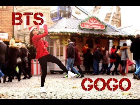 [In Public] BTS (방탄소년단) - Go Go Dance Cover