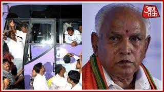 BJP Contacts 12 JDS MLAs In Karnataka; Congress Books Resort To Prevent MLA Poaching | Shatak AajTak