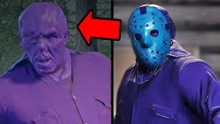 KILLING THE NEW RETRO NES JASON! *MASK OFF*   Friday The 13th: The Game