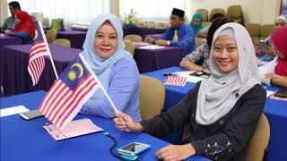 Sambutan Bulan Kemerdekaan BTPN Johor 2016