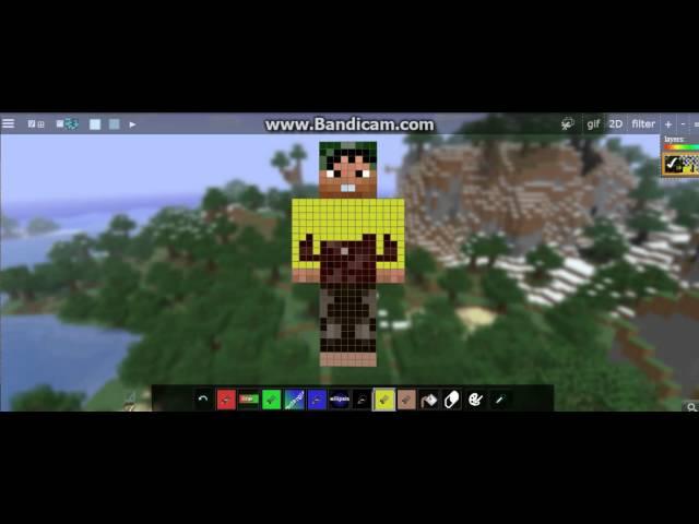 Skin Editor (1) - GoGoManTV (starý skin)
