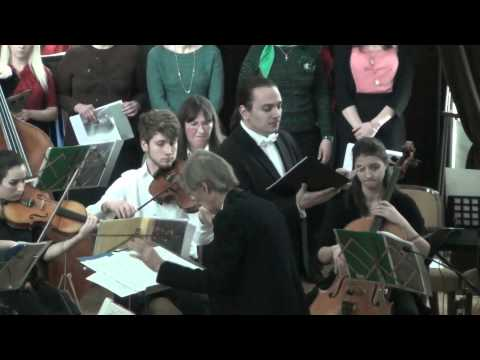 (16) Vecerni zvon (Clopotul de seara) - Cantec popular rus (solist - Nicolae Simonov)