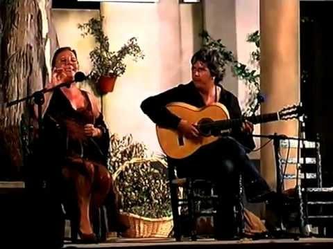 Carmen Linares por Bulerías con Miguel Ángel Cortés - Cádiz 2006 FLAMENCO