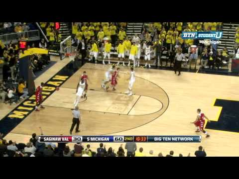 Mitch McGary Fastbreak Dunk