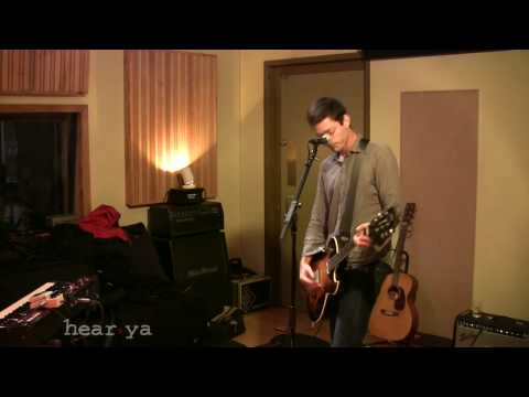"A.A. Bondy - ""When The Devil's Loose"" - HearYa Live Session 11/21/09"