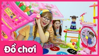 Tới chơi căn phòng đầy ắp đồ chơi Kongsuni | Đồ chơi |Trò chơi đóng vai