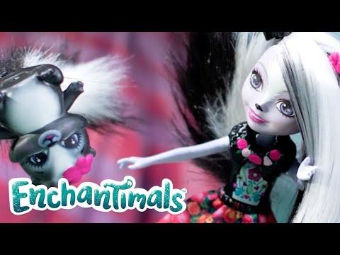 Enchantimals  Bajki Dla Dzieci - Kompilacja  Przygody Danessy Deer I Jej Przyjaciółek