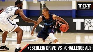 2018 TBT Quarterfinals - #7 Eberlein Drive VS #1 Team Challenge ALS