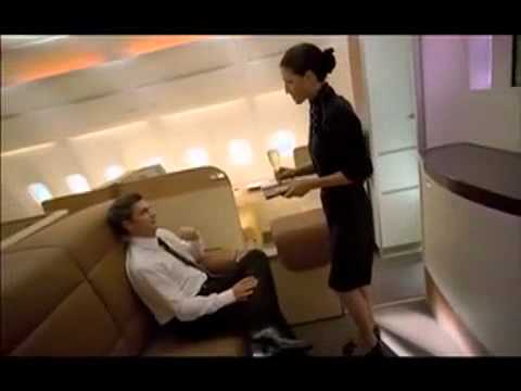 Oman Air - First Class (English)