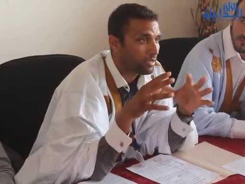 مداخلات اعضاء مكتب جمعية ابناء الداخلة في المهجر