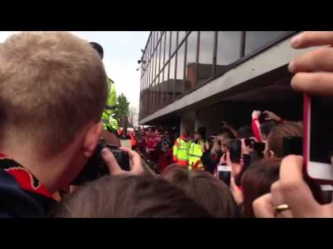 BARCLAYS PREMIER LIVERPOOL V QPR Season 2012/2013