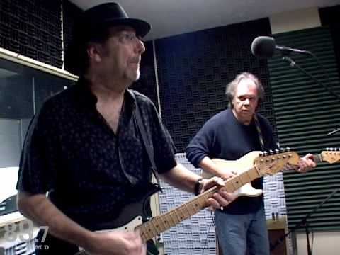 Tom Principato and Carl Filipiak perform