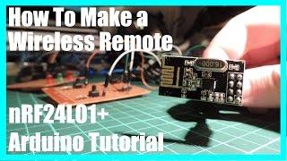 nRF24L01 with ATtiny85 3 Pins - Arduino Project Hub