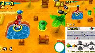 "[TASv4] New Super Mario Bros. ""warpless"" in 39.34.73"
