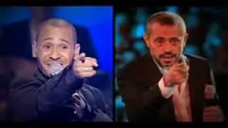 محمد الريفي يقلد جورج وسوف فى برنامج The X Factor