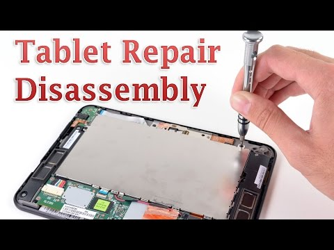 How to open android tablet. Fix android tablet
