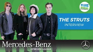 The Struts On Performing At The Victoria 39 S Secret Fashion Show Elvis Duran Show
