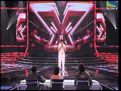X Factor India - Amit Jhadav sings & dances on Main Aisa Kyun...