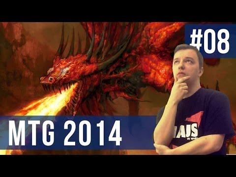 GIMPER NAJLEPSZY GRACZ Magic: The Gathering 2014 #08