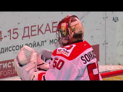 Avtomobilist 2 Spartak 5, 21 November 2017 Highlights