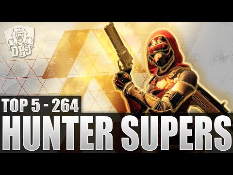 Destiny: Top 5 Hunter Supers Of The Week / Episode 264