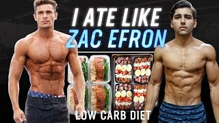 I Ate Like Zac Efron For A Day