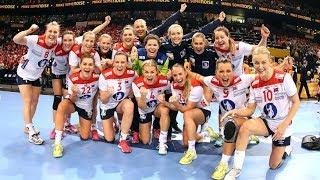 • Amazing Norwegian Goals • Women's Handball World Championship Germany 2017