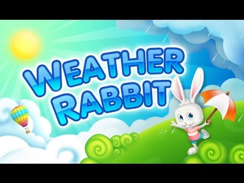 Weather Rabbit Launch Trailer (Official)