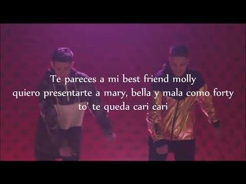Kobi Cantillo Ft Lenny Tavarez - Perfecta [Letra] thumbnail