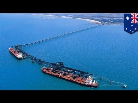 Australia approves dumping dredged sediment near Great Barrier Reef