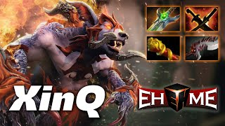 EHOME.XinQ URSA - Dota 2 Pro Gameplay [Watch & Learn]