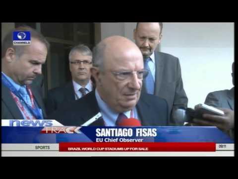 EU Observers Commend Jonathan